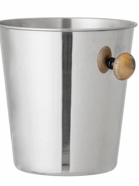 Cocktail Wine Cooler, Silver, Stainless Steel