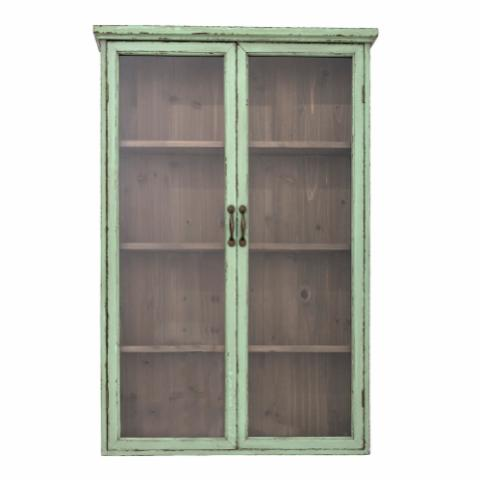 Hazem Cabinet, Green, Firwood