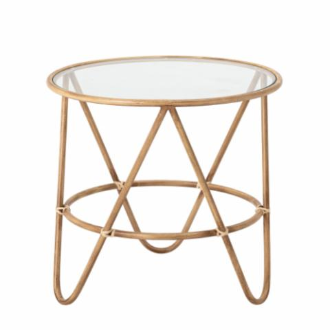 Verdon Coffee Table, Nature, Metal