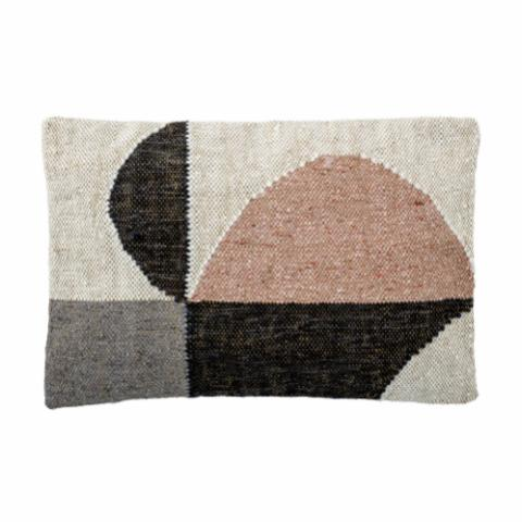 Gigi Cushion, Nature, Cotton