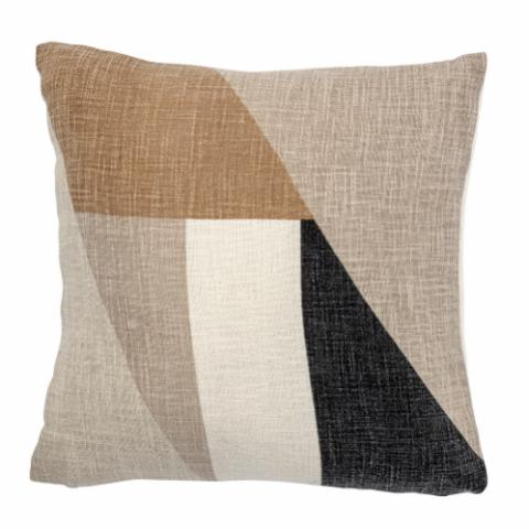 Ginette Cushion, Nature, Cotton