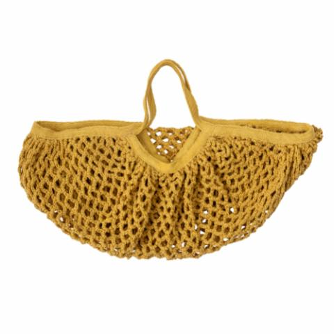 Hugi Bag, Yellow, Cotton
