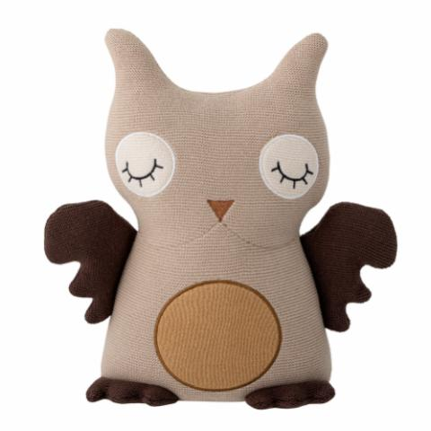 Hiep Soft Toy, Brown, Cotton