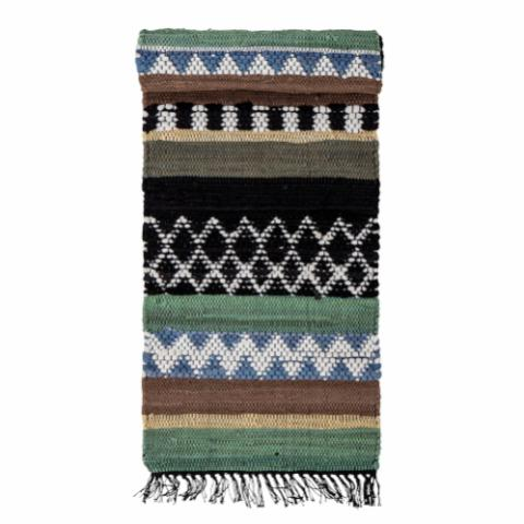 Huxi Rug, Multi-color, Cotton