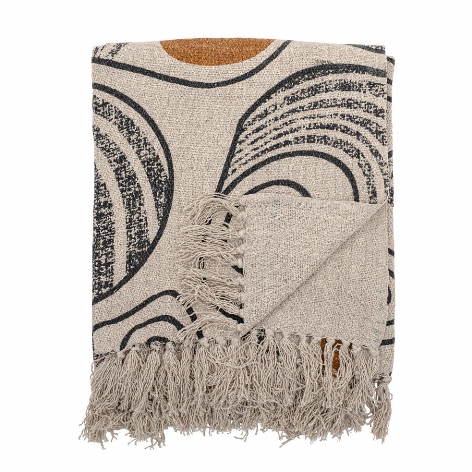 Giano Throw, Příroda, Recyklovaná bavlna