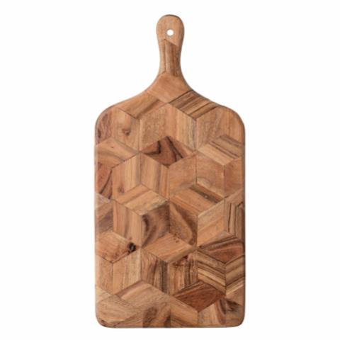 Helge Cutting Board, Nature, Acacia