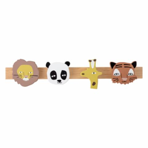 Sade Coat Rack, Multi-color, MDF