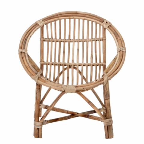 Jubbe Chair, Nature, Cane