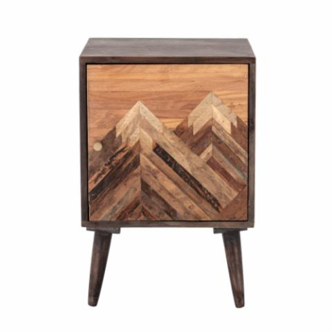 Hali Cabinet, Brown, Mango