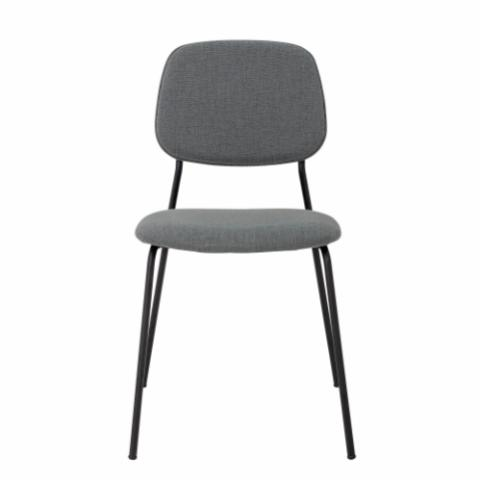 Corte Dining Chair, Grey, Polyester