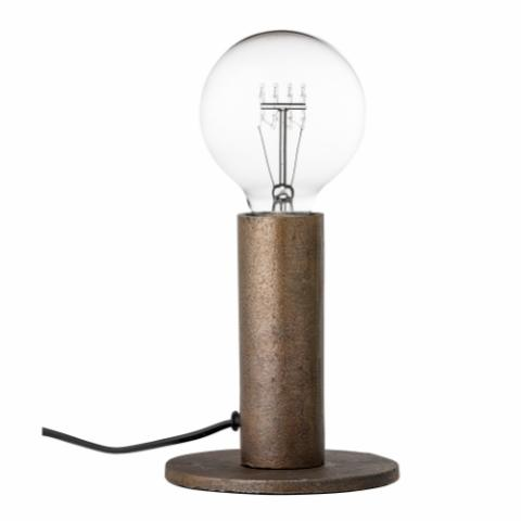 Bruce Table lamp, Brass, Metal