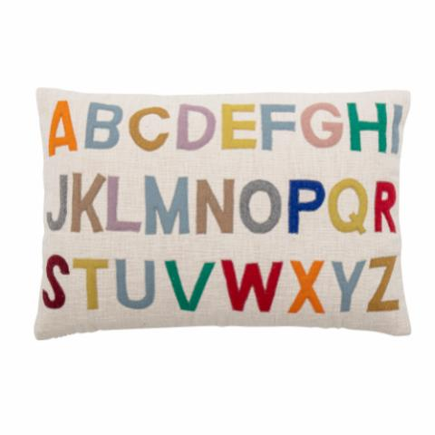 Lexi Cushion, Multi-color, Cotton