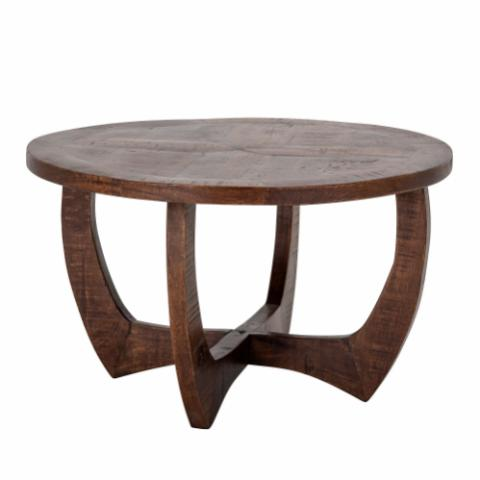 Jassy Coffee Table, Brown, Mango
