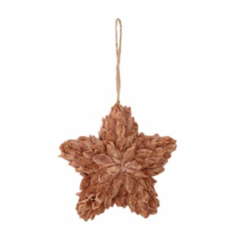 Pavline Ornament, Brown, Paper
