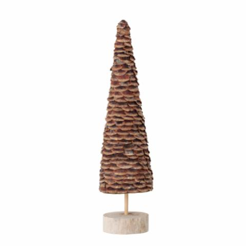 Otu Deco Tree, Brown, Pinecone