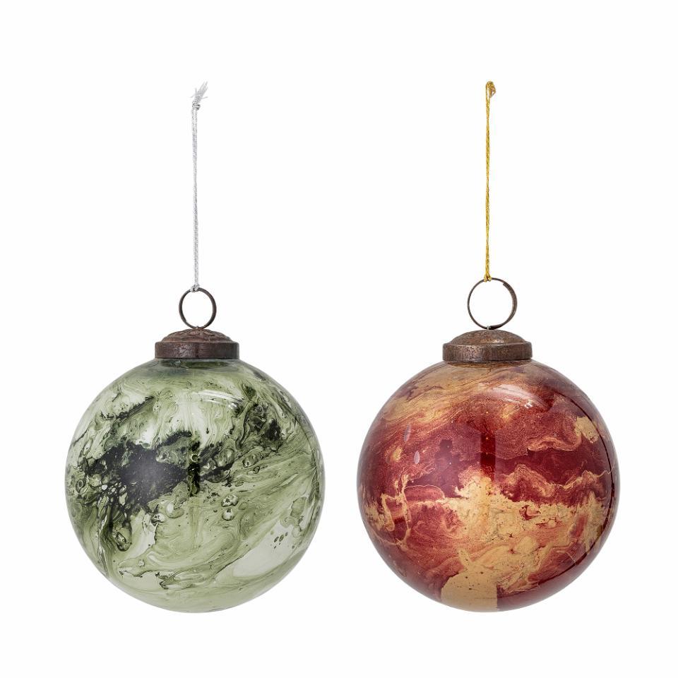 Loba Ornament, Multi color, Glass