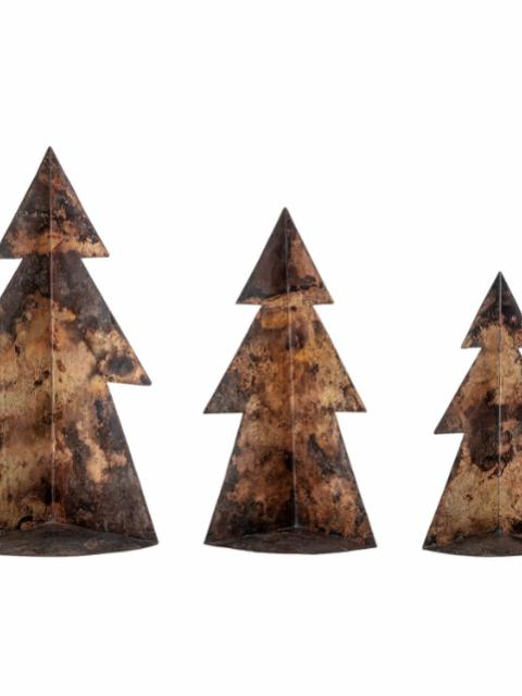 Rony Deco Tree, Brown, Metal
