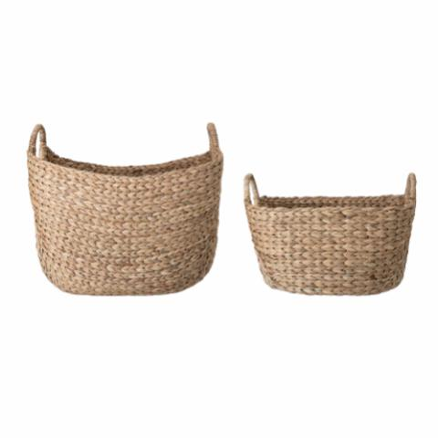Inarose Basket, Nature, Water hyacinth