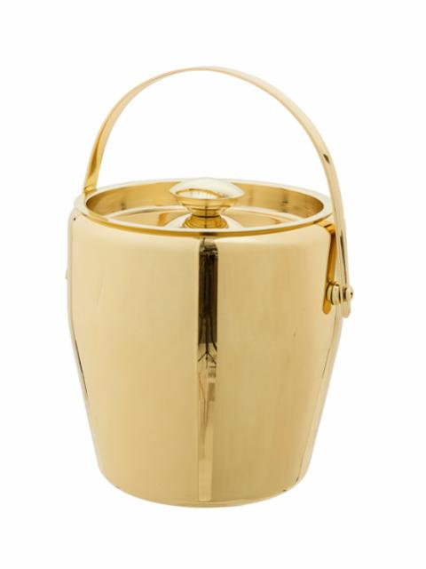 Cocktail Ice Bucket, Gold, Stainless Steel
